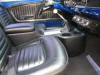 64-67 Cruiser Console (Black,with Factory Console)